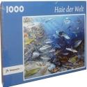 Puzzle: Haie der Welt