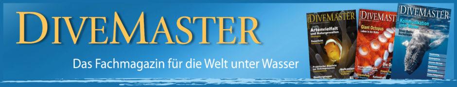 Bildergebnis für divemaster zeitschrift logo