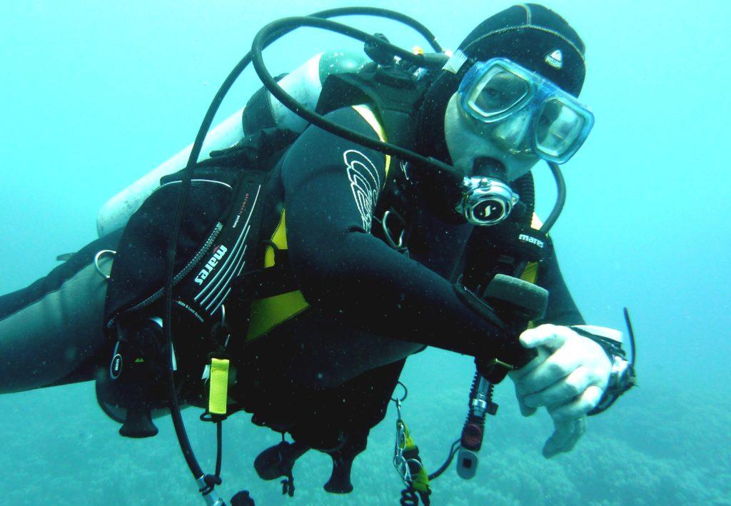 Praxistest: Quantum Jacket von mares