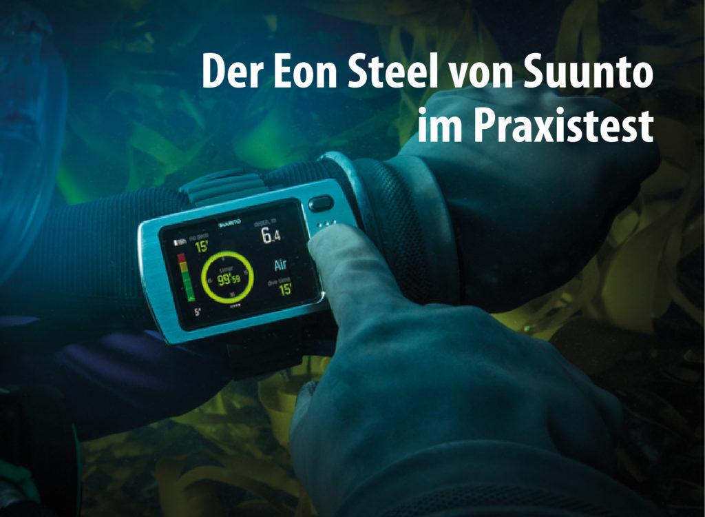 Praxistest: Suunto Eon Steel