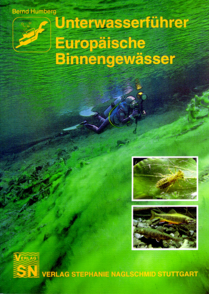 UW-Führer Europäische Binnengewässer