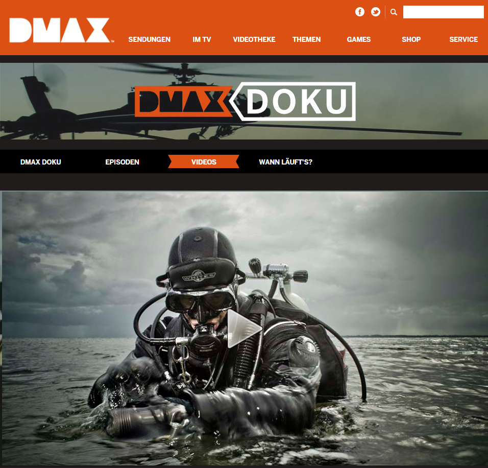 Dmax Serien
