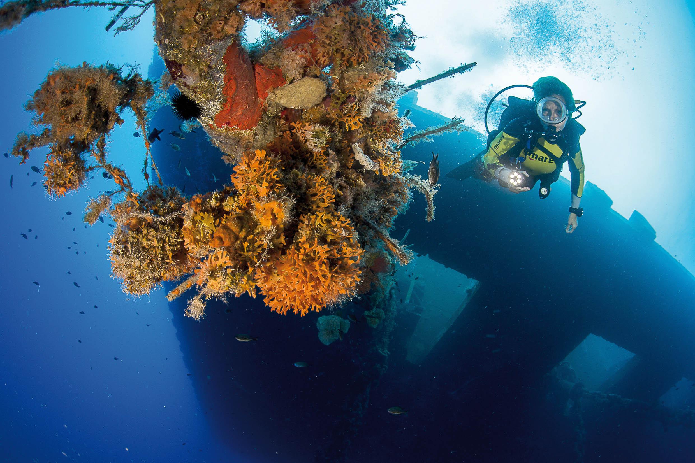 Meeresschutz in Monaco