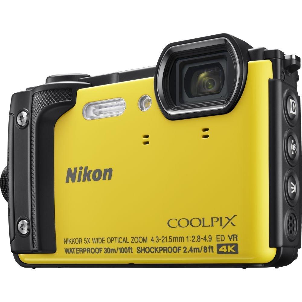 Praxistest: Coolpix Nikon W300