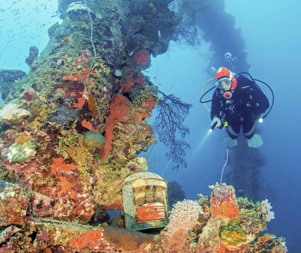 Truk Lagoon - Eine Insel in der Zeit