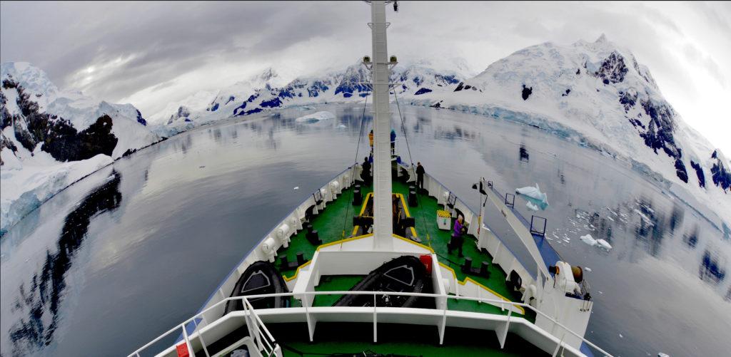 Antarktis - Tauchen in Südgeorgien
