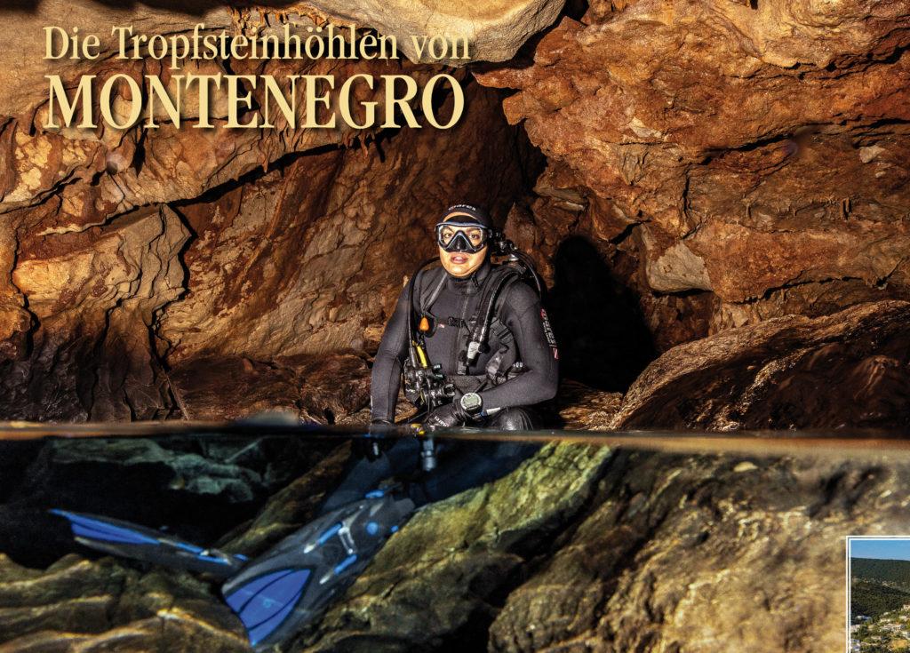 Montenegro - Tropfsteinhöhlen