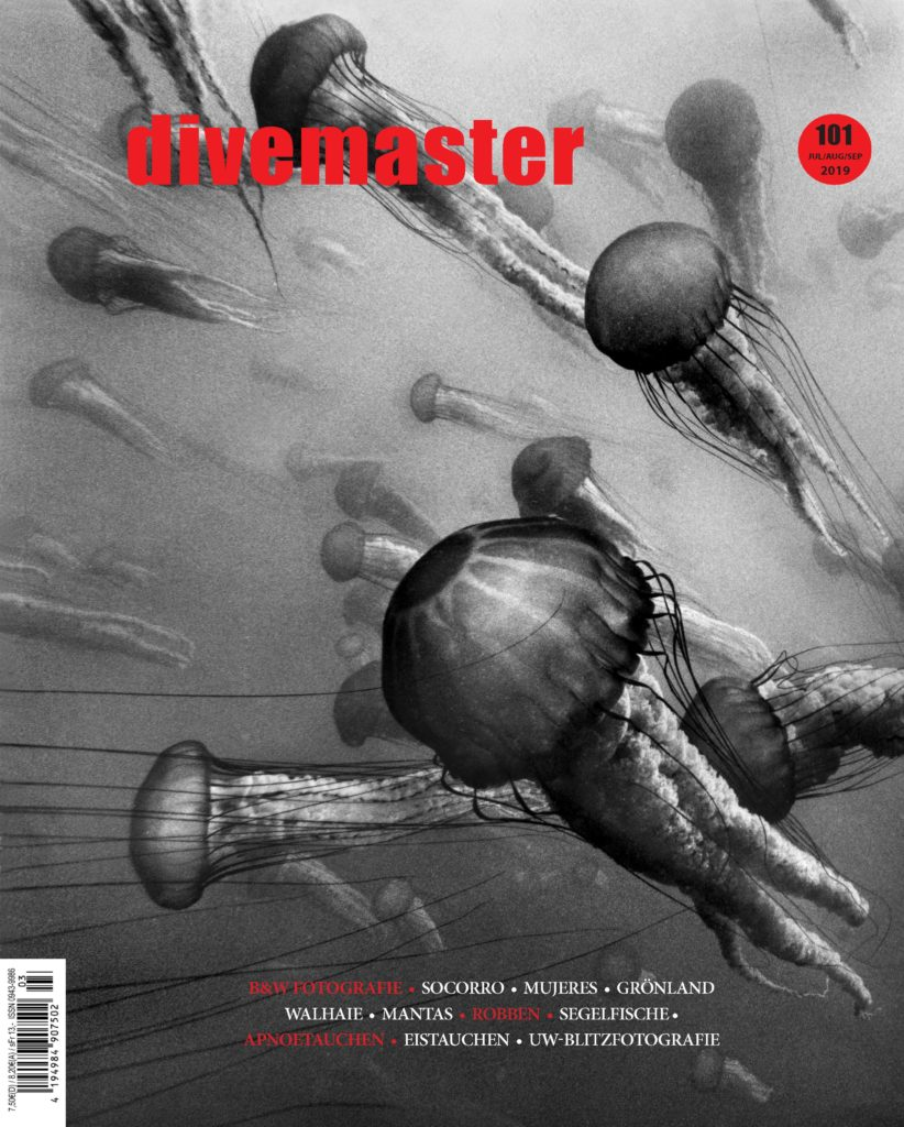 divemaster Nr.101 (Jul/Aug/Sept 2019)