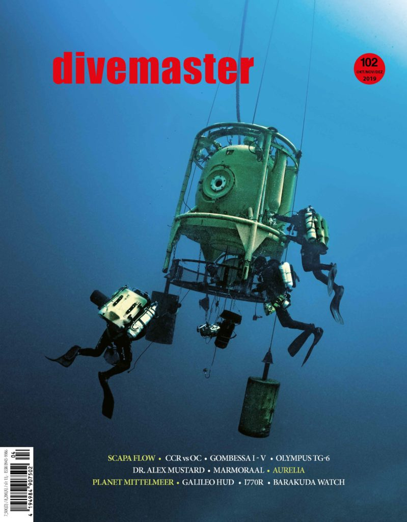 divemaster Nr. 102 (Okt/Nov/Dez 2019)