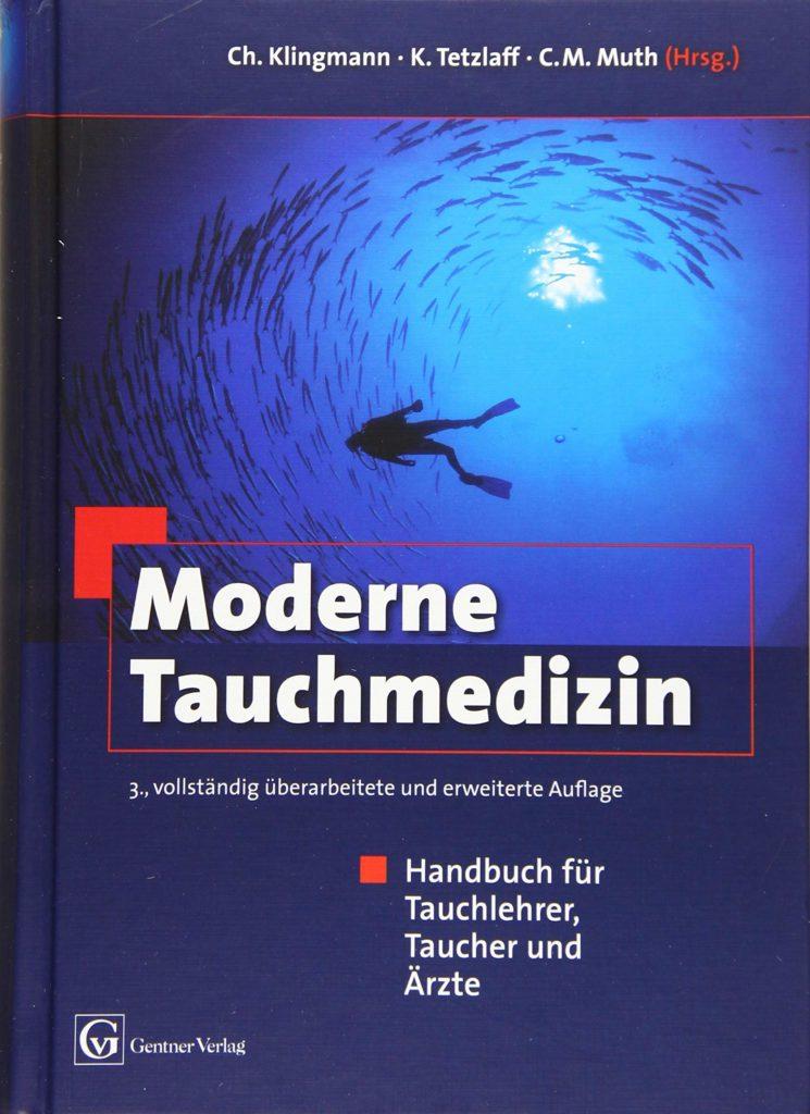 Moderne Tauchmedizin - Buch