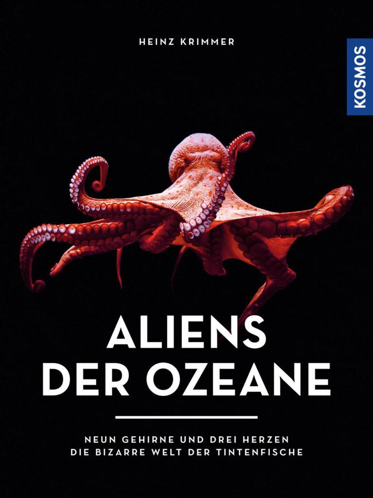 Aliens der Ozeane - Buch