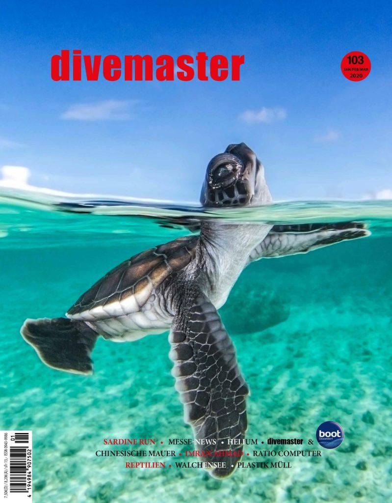 divemaster Nr. 103 (Jan/Feb/Mrz 2020)