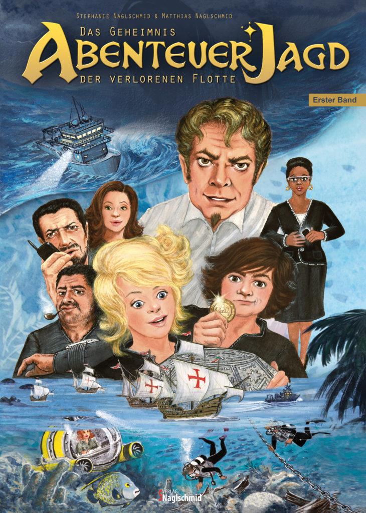 Comic • AbenteuerJagd Band 1