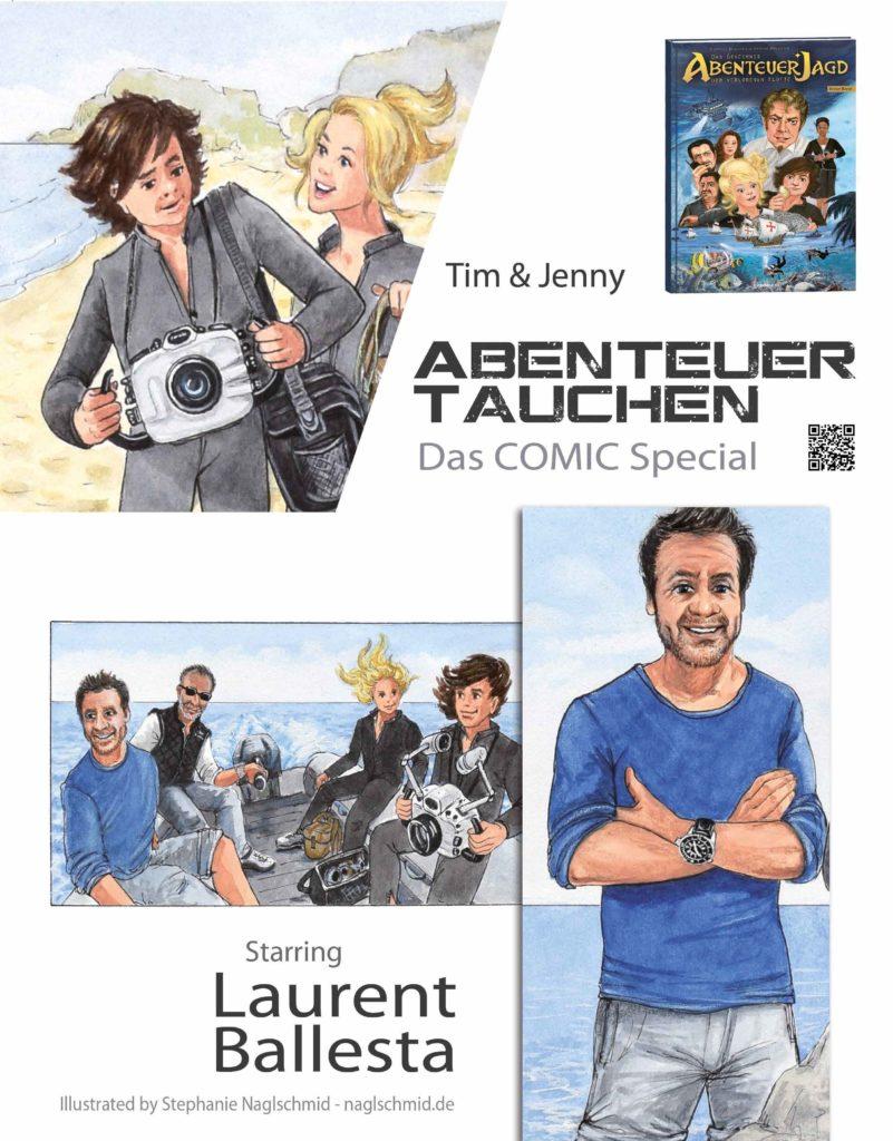 Abenteuer Tauchen - Comic Special