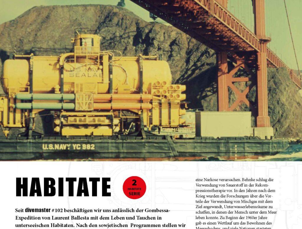 Habitate - U.S.A.