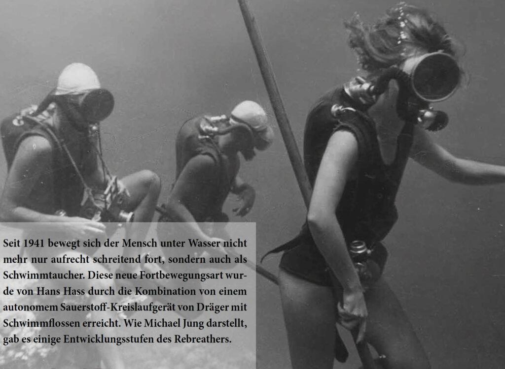 80 Jahre Rebreather - Hans Hass
