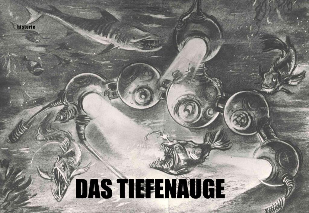 Das Tiefenauge - Hans Hass