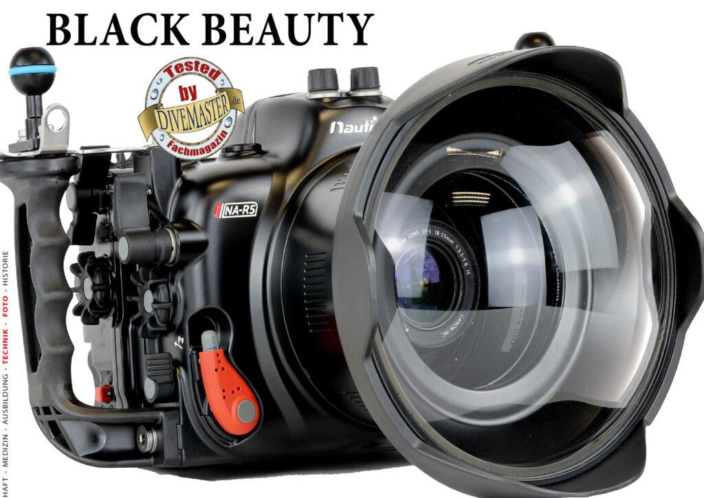 Praxistest: Nauticam NA-R5 - Canon