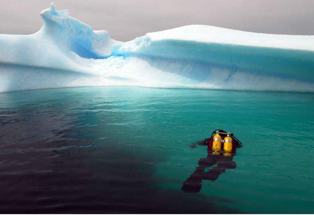 Eisberge - Wissen