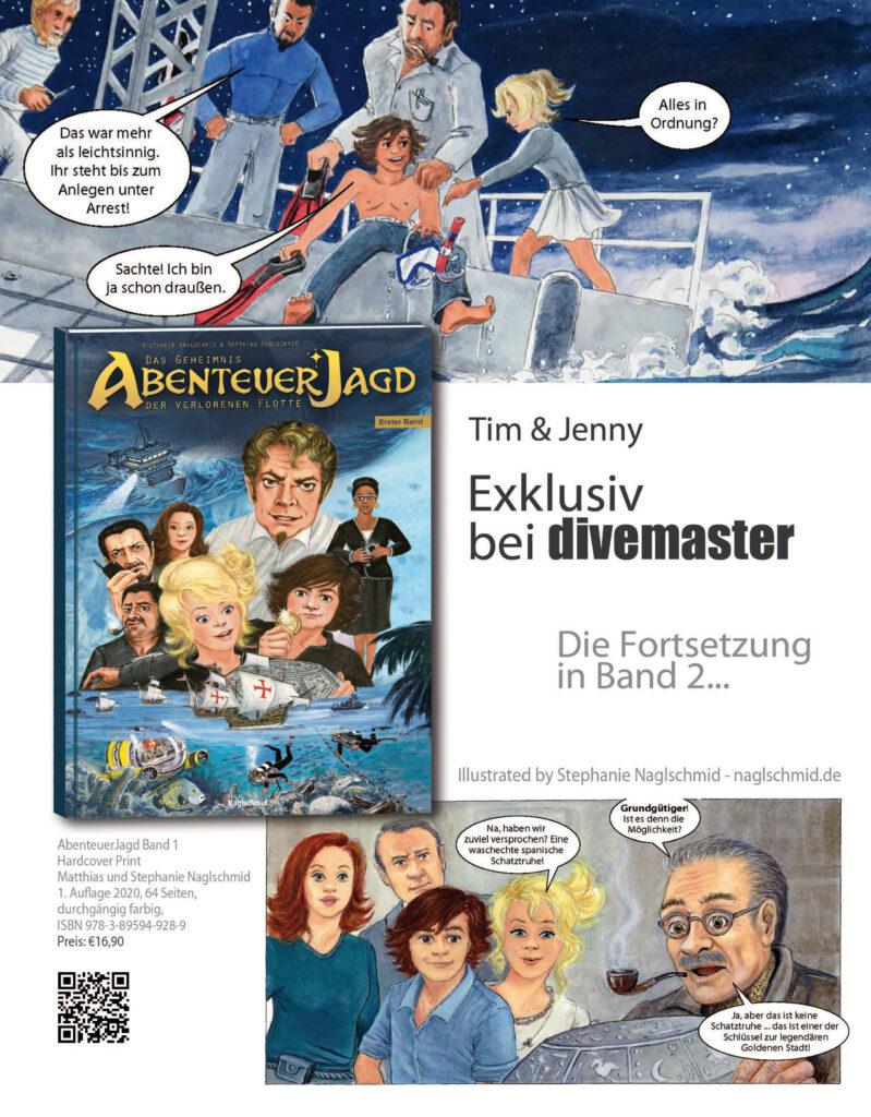 Comic AbenteuerJagd Bd2